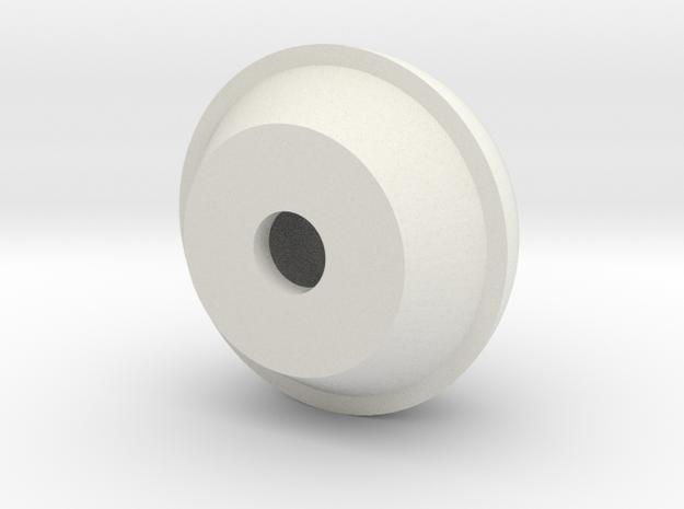 Command Module Clear (1/700) in White Natural Versatile Plastic