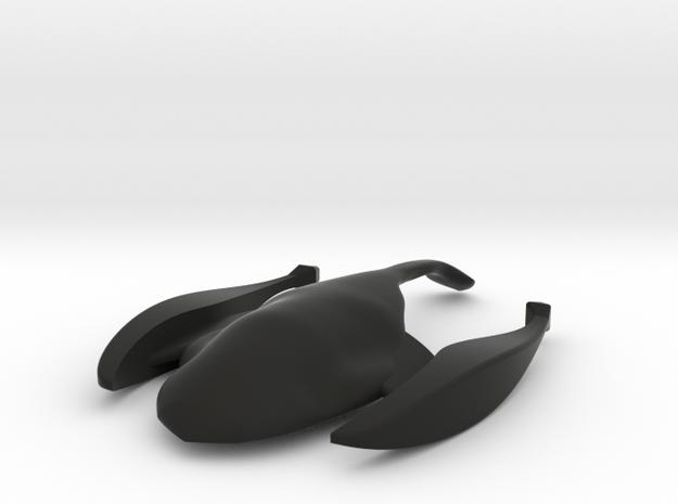 Talyn in Black Natural Versatile Plastic