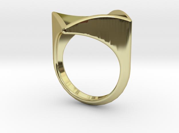 Wave Cube-Voronoi 3d printed