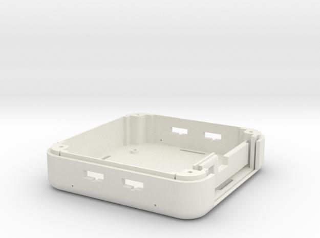 InteliGateRetail Body 3TapasPuestas V01.010 in White Strong & Flexible