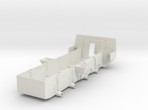 Stryker APC Bottom(1:18 Scale)