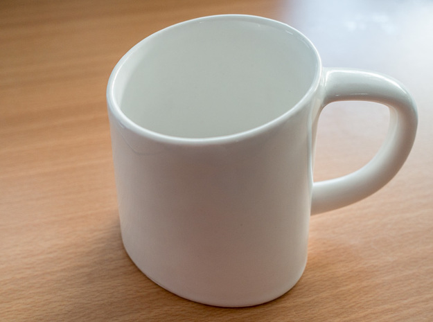 Ellipsoid Mug
