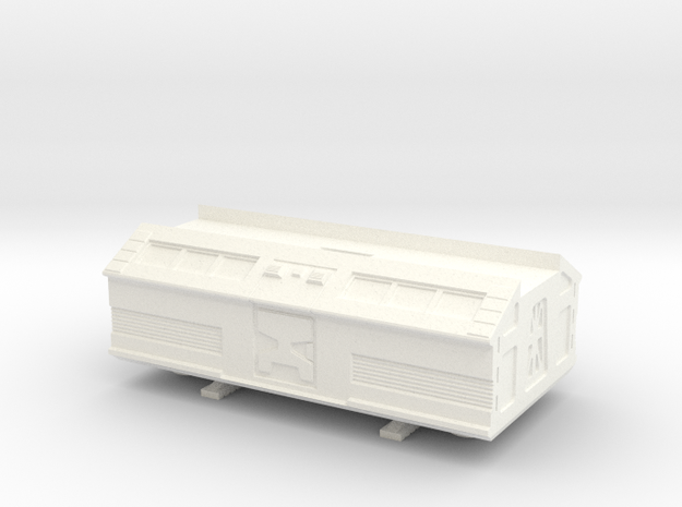Space 1999 Passenger/Rescue Pod For Dinky Eagle