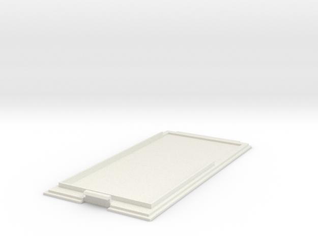 Amiga 1200 Trapdoor in White Strong & Flexible