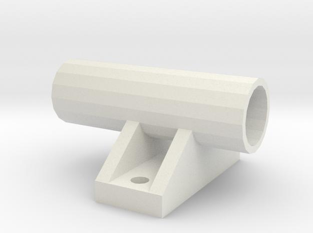 CC01 Kardanwellenbock in White Natural Versatile Plastic