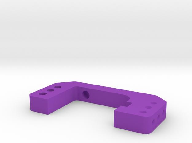 CC01 Halter Hinterachse 3d printed