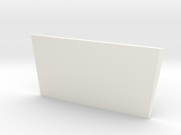 High Bonnet New Model D90 D110 Gelande 1/2 in White Strong & Flexible Polished