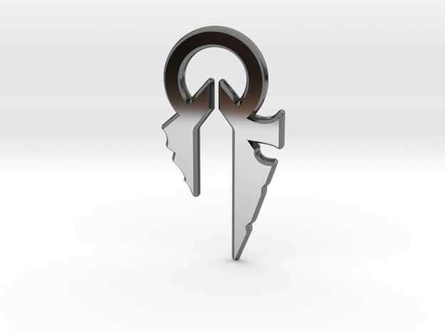 Avacyn's Spear Pendant