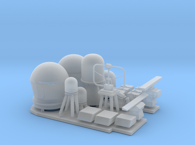 1/96 scale Littoral Combat Ship - Fittings set