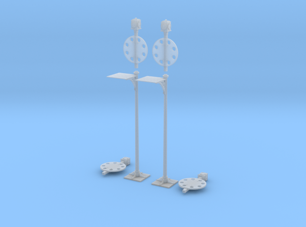 FR Disc Signal 7mm Scale Pair