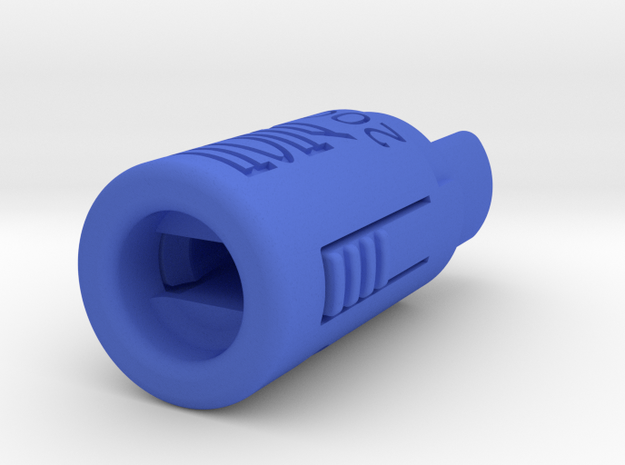 Piston Tool 2009 in Blue Strong & Flexible Polished
