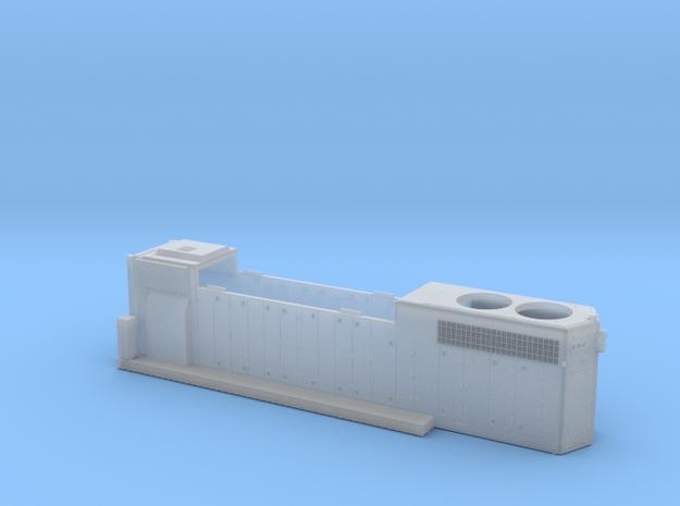 CN5500–5559 GP38-2 Hood 1/87.1  in Smoothest Fine Detail Plastic
