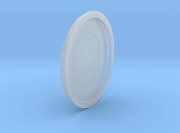 Mini BR Cap II in Smoothest Fine Detail Plastic