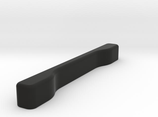 SmallHD DP6 Sunshade Vertibrace in Black Natural Versatile Plastic