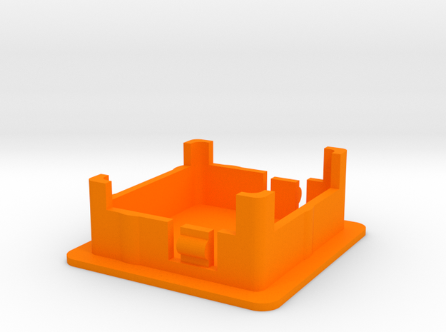 Sensor Kit - Closure/Back in Orange Strong & Flexible Polished