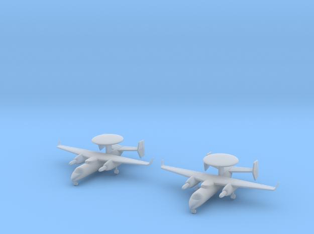 1/300 Yakovlev Yak-44 (x2) 3d printed
