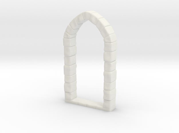 Door Frame in White Strong & Flexible