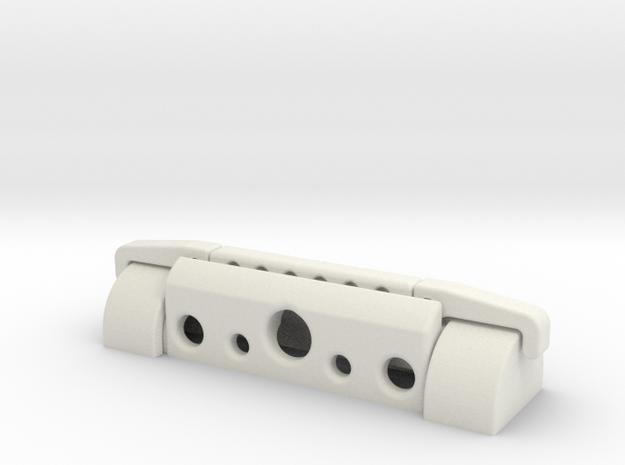 Speaker Phone in White Strong & Flexible