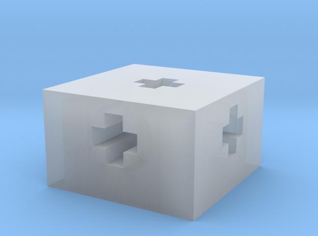 Custom Lego 2x2 ChaseW 3d printed