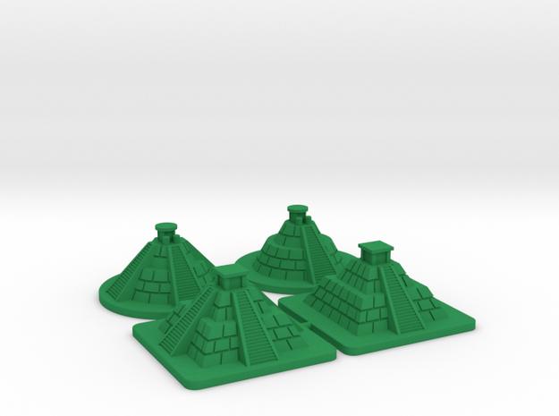 SOL Pyramids (4 pcs)