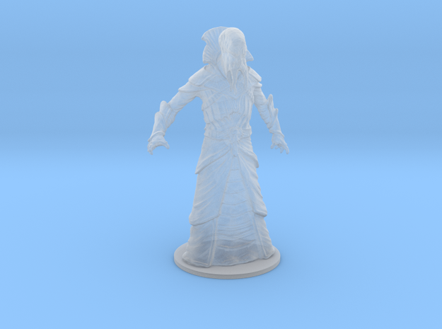 Mind Flayer in Smooth Fine Detail Plastic
