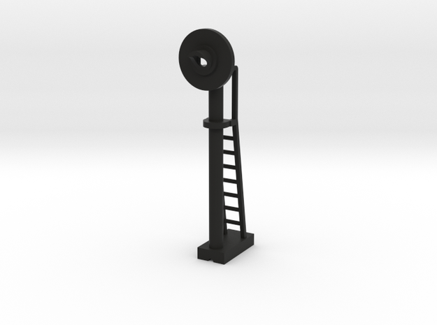 Signal Searchlight - N 160:1 Scale in Black Strong & Flexible