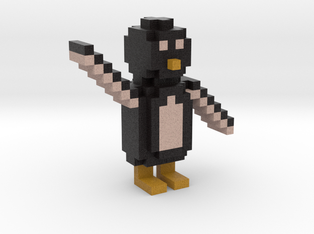 Minecraft Penguin