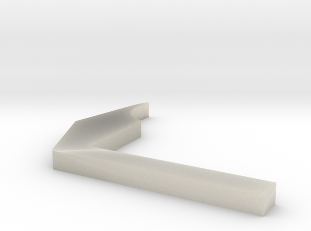 Claw Long 3d printed