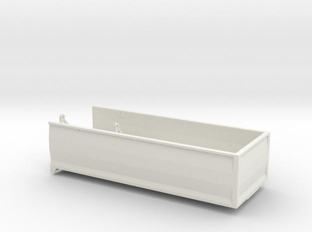 1/64 MA22 22' grain/silage bed in White Natural Versatile Plastic