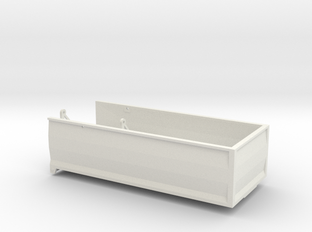 1/64 MA20 20' grain/silage bed in White Natural Versatile Plastic