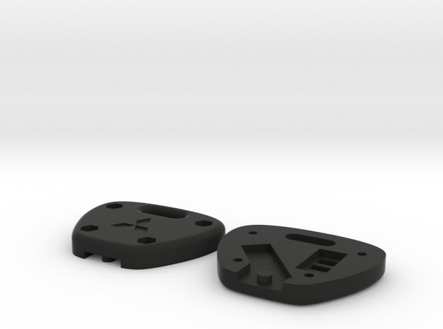 Mitsubishi Carisma key handle in Black Natural Versatile Plastic