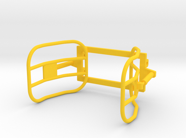 Bale Handler 1/32 in Yellow Strong & Flexible Polished