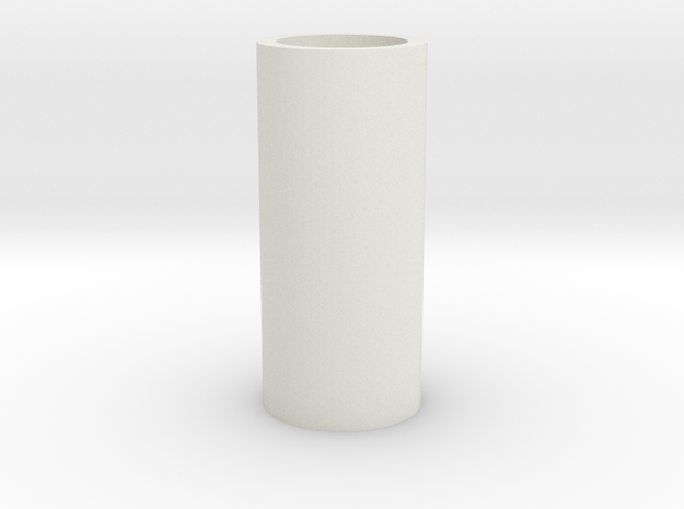 Spacer in White Strong & Flexible
