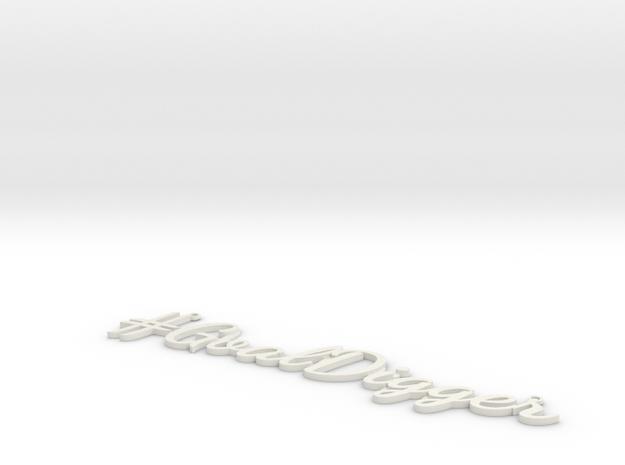 Model-161c97b324f5fddd44c931300506cc71 in White Natural Versatile Plastic