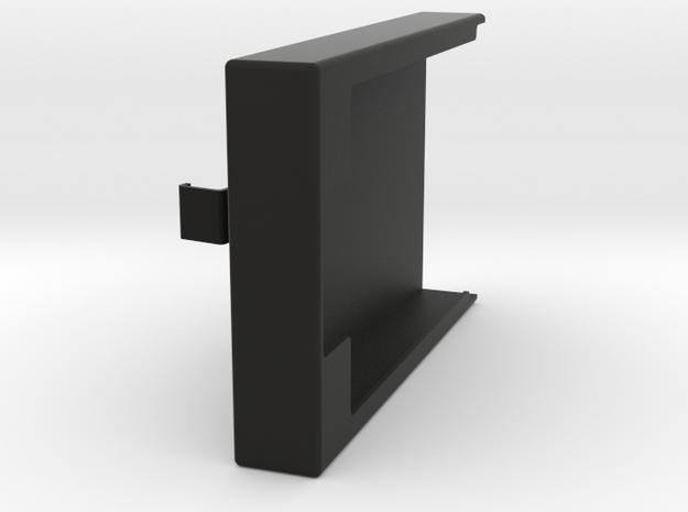 AccessPort Vent Clip in Black Strong & Flexible