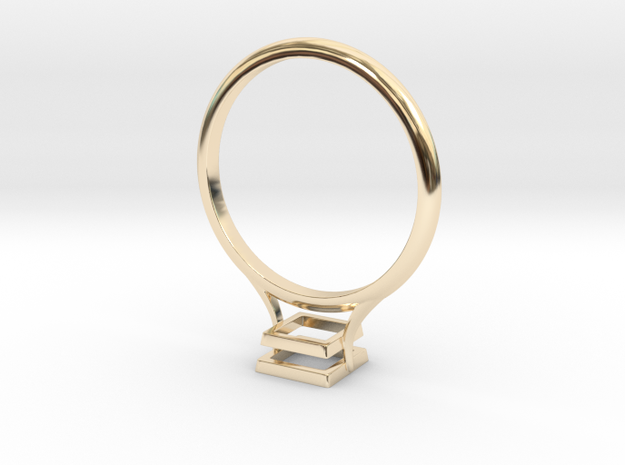 Bezel Ring- Square