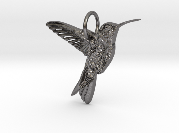 Colibri in Polished Nickel Steel