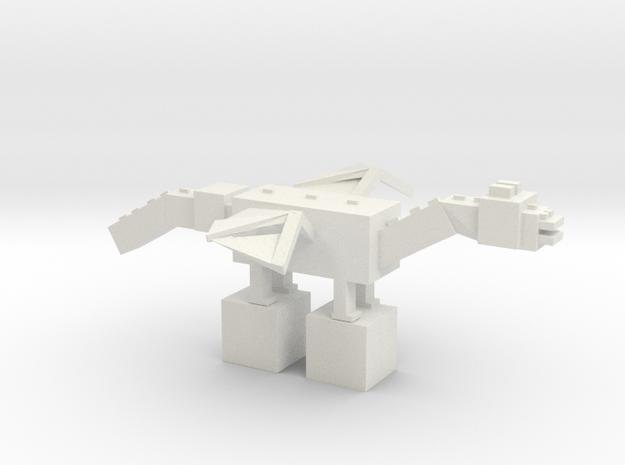 Minecraft Ender Dragon Headphone Holder