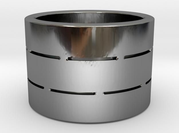 Mubio  in Premium Silver