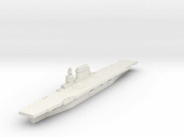 USN Lexington class (1942) 1/2400 in White Natural Versatile Plastic