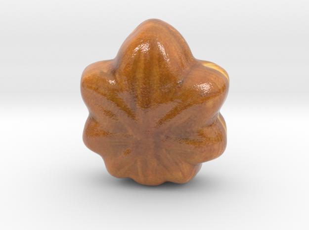 The Maple Manju-mini in Coated Full Color Sandstone