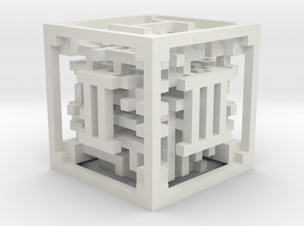 Maze Dice
