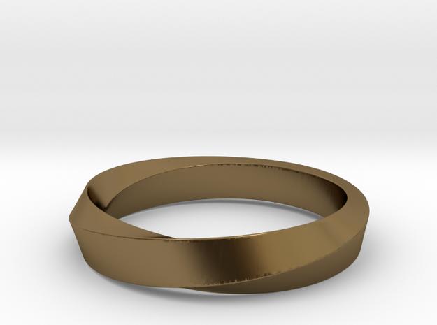 Mobius Narrow Ring (Size 6)
