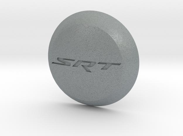 SRT4 Gear Shift Cap in Polished Metallic Plastic