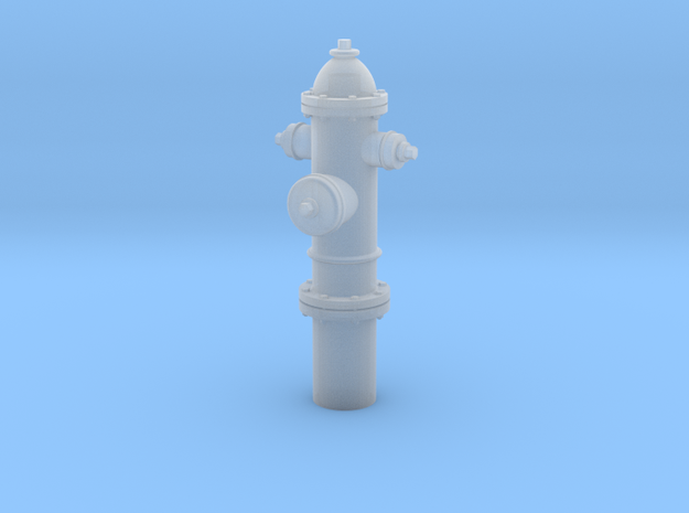 MM1930 Hydrant S-scale in Frosted Extreme Detail