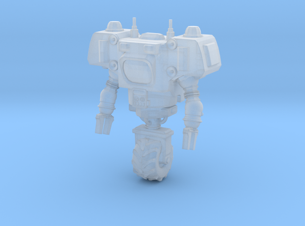 """1/87 Scale Securitron """"Mr. Ranger"""" in Frosted Ultra Detail"""