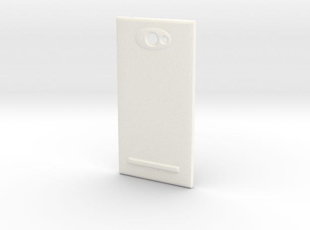 The Other Side Jolla Camera Protector Experiment in White Strong & Flexible Polished