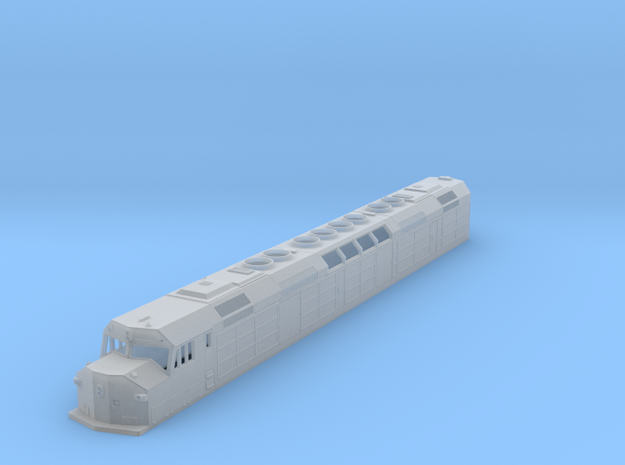 N Scale DDF40X