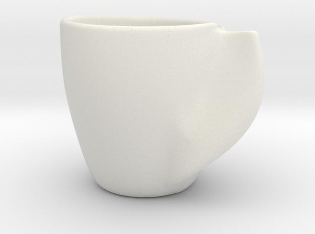 Paper Cone Mug 3d printed