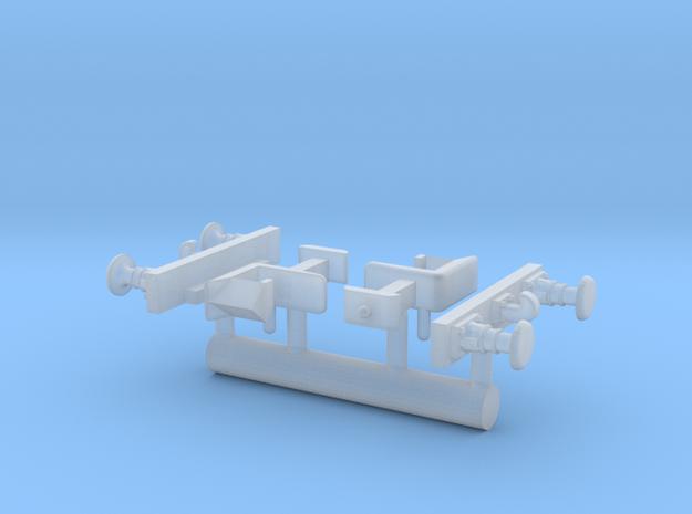 Freightliner Headstock Set in Smooth Fine Detail Plastic